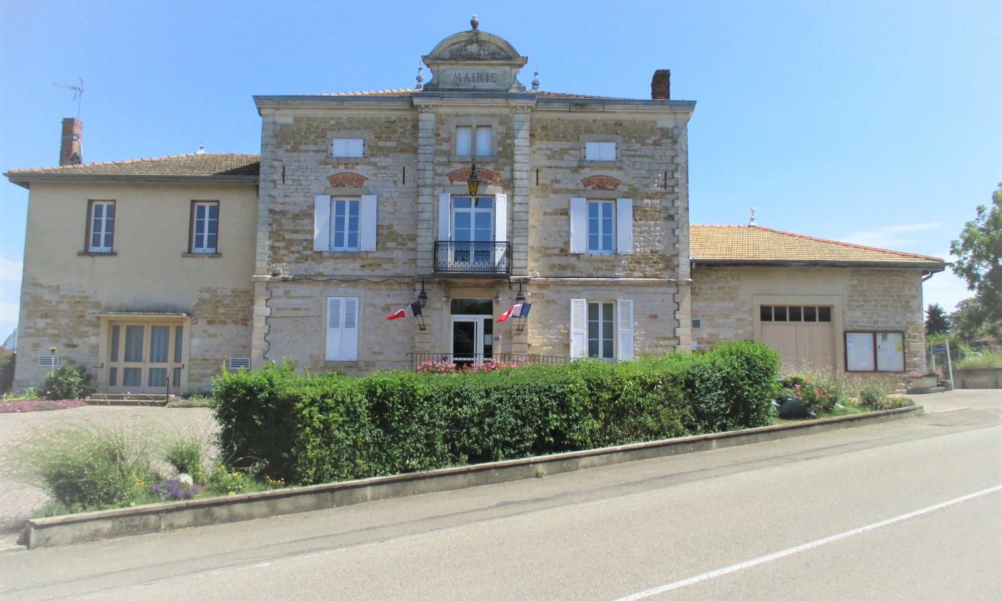 Commune de Cormoz (01560)
